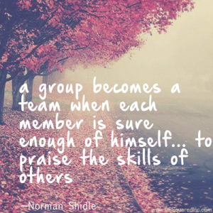 teamwork-quotes-a-group-becomes-a-team
